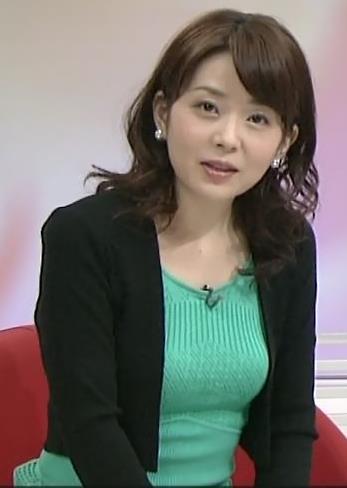 橋本奈穂子 巨乳