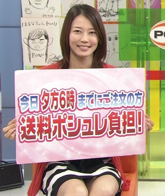 佐藤良子 パンツが見えそうなミニスカ▼ゾーン