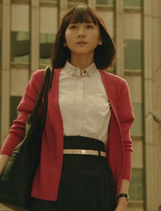新垣結衣 ふくらみキャプ・エロ画像2