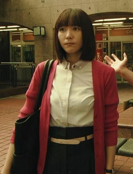 新垣結衣 ふくらみキャプ・エロ画像4