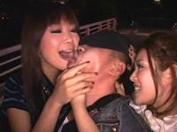 上野で酔った男性にいきなりキスをしてその間に金盗んでいた中国人女2人を逮捕