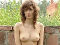 ロシア美女 Jini セクシーヌード画像