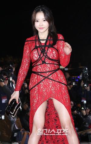 韓国女優 ハンセア(한세아) 緊縛ファッション 4
