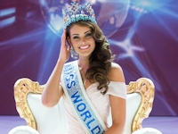 Miss World 2014 は南アフリカ代表 Rolene Strauss(ロレーヌ・ストラウス)に決定