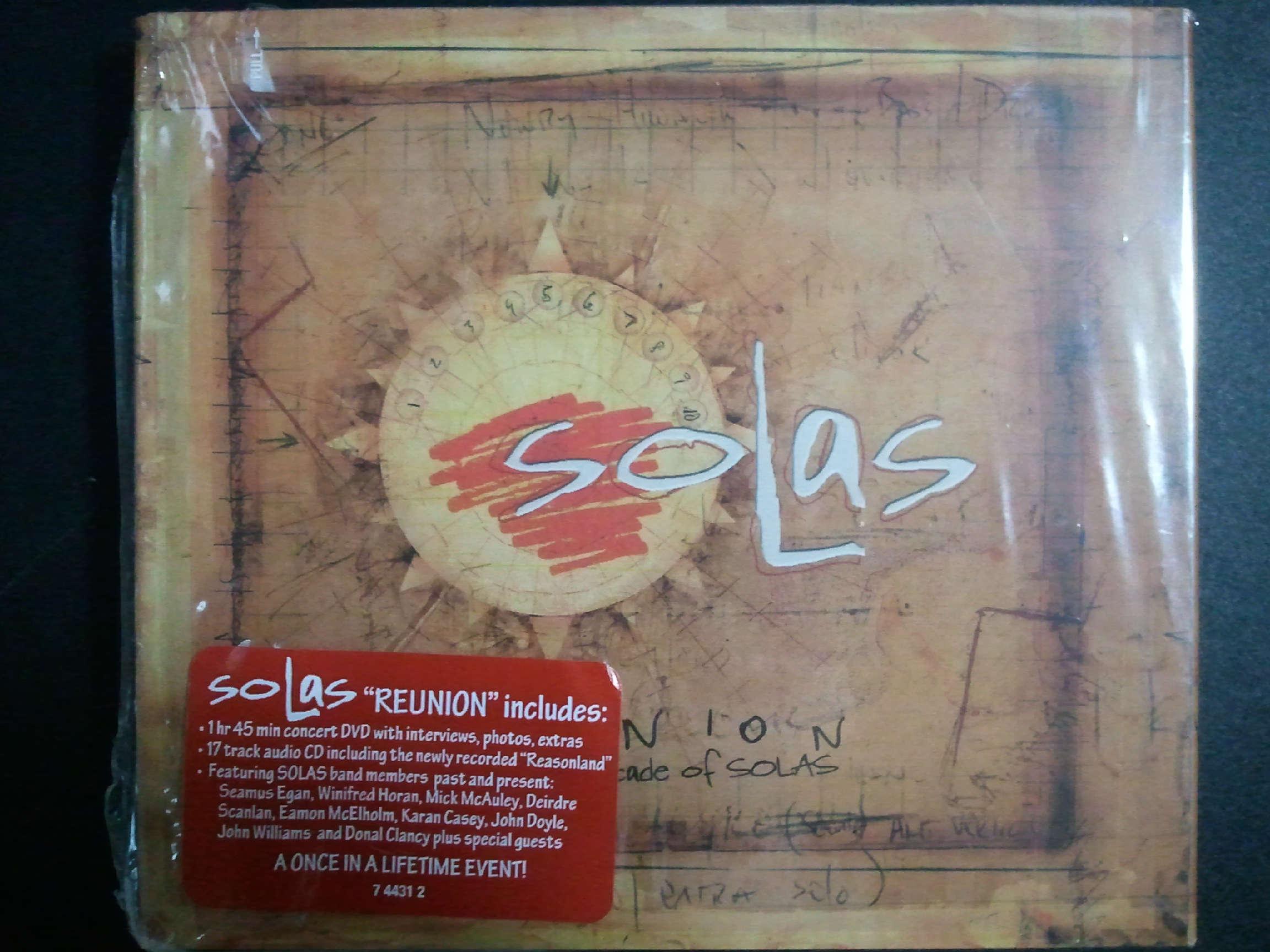 SOLAS Reunion