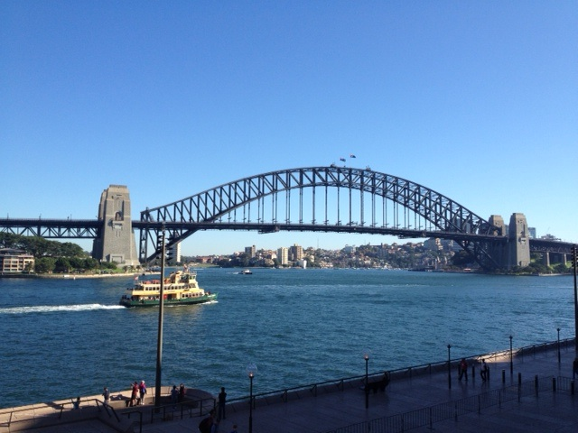 Sydney nightview 2