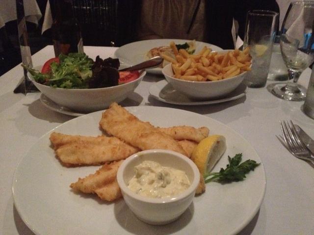 Sydney dinner