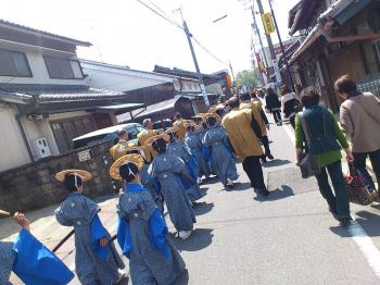 上野天神春祭1