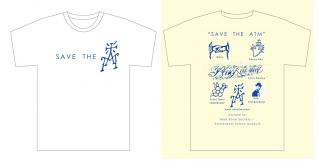 SAVE THE ATM TEE WEB3