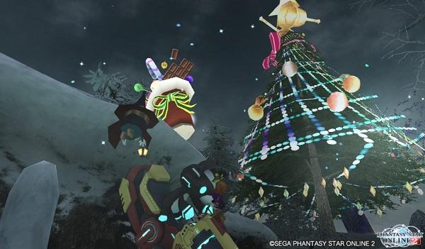 一足早いクリスマス