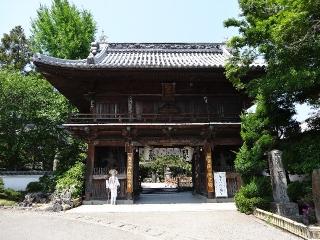 1霊山寺-山門26
