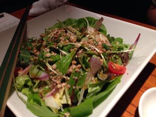 五穀の健康サラダ
