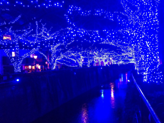 中目黒 青の洞窟②
