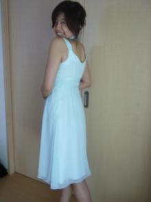 Shining-Erikaの美容講座♪-ドレス