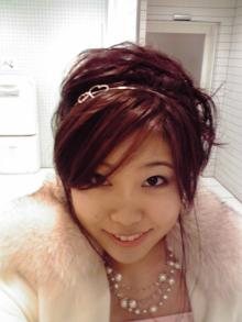 Shining-Erikaの美容講座♪-カチューシャ