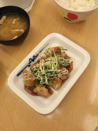 松屋、照りマヨチキン定食(2013年3月14日(木)15時~発売) 2