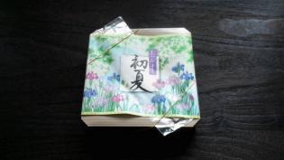 崎陽軒のお弁当、おべんとう初夏(初夏限定)(2013年)3