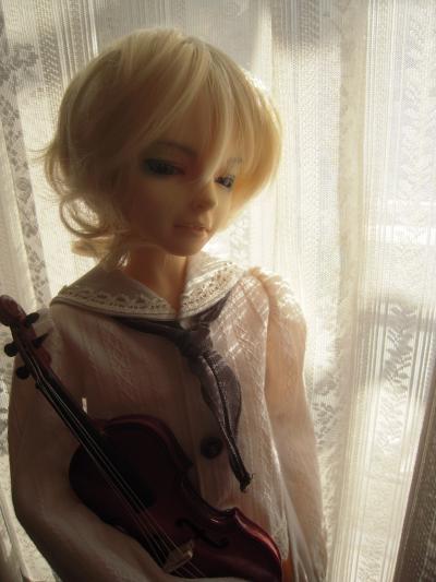 椿バイオリン1