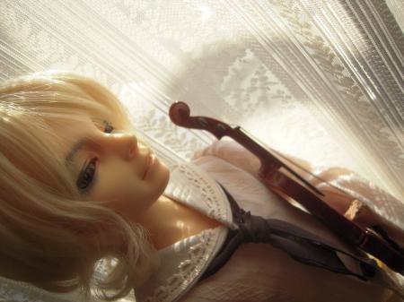 椿バイオリン2