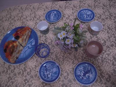 お茶会 食器2