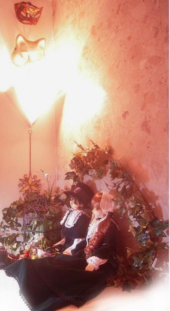 玄関ドール 蒼翠1  2013 6