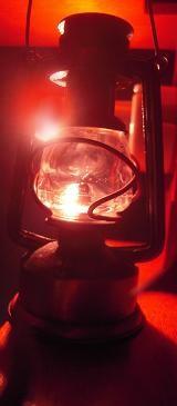 黒い森 ランプ