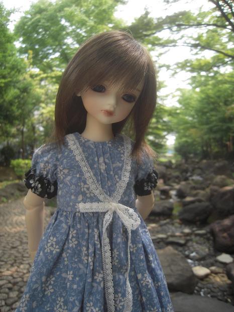 夏ドレス1
