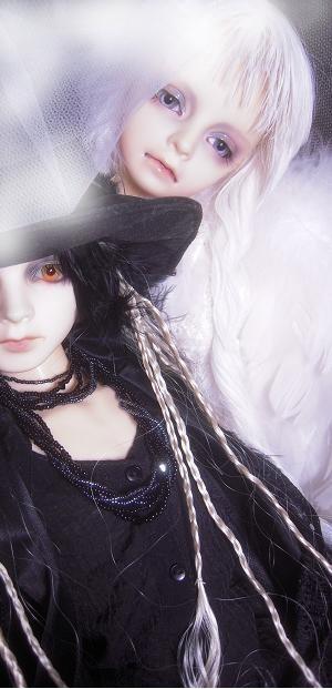 HYDE白黒