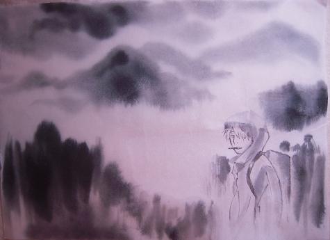 蟲師 しゅうりん雨6