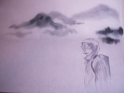 蟲師 しゅうりん雨4