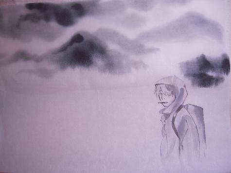 蟲師 しゅうりん雨5