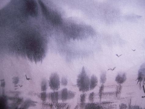 蟲師 しゅうりん雨9