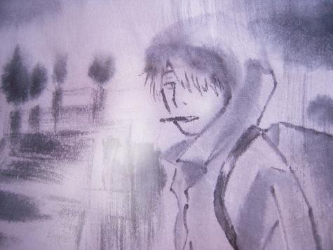 蟲師 しゅうりん雨8