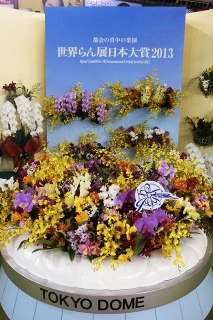 世界らん展日本大賞2013