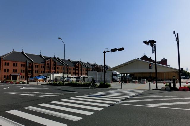 横浜フリューリングスフェスト 2013(準備風景)