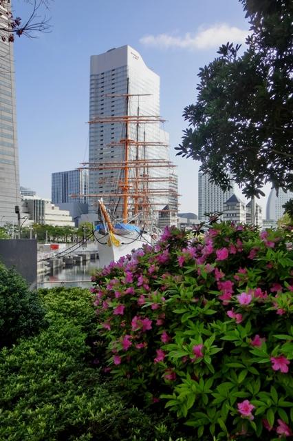 帆船日本丸メモリアルパーク
