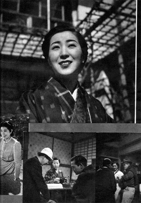 入江たか子1940apr