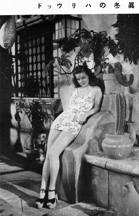 リンダ・ヘイス1940mar