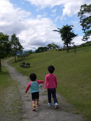 いつもの公園(2012年6月)