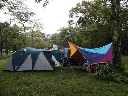 3回目のキャンプ その5