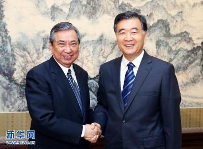 汪洋副首相