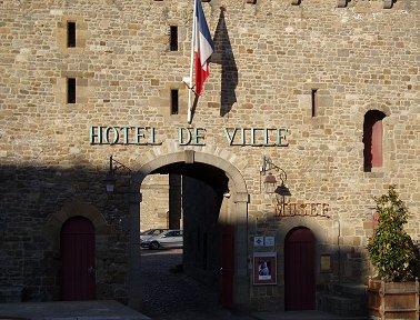 Saint MaloのHotel de Villeには博物館が併設REVdownsize