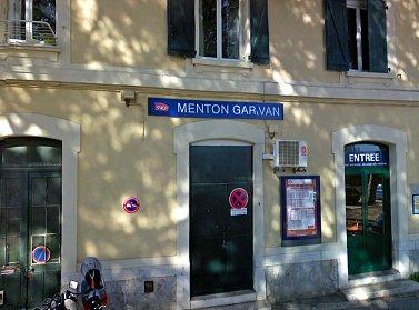 もう一つのマントン駅Menton Garvan downsize