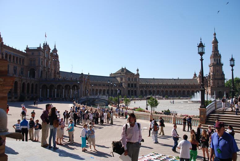スペイン広場①