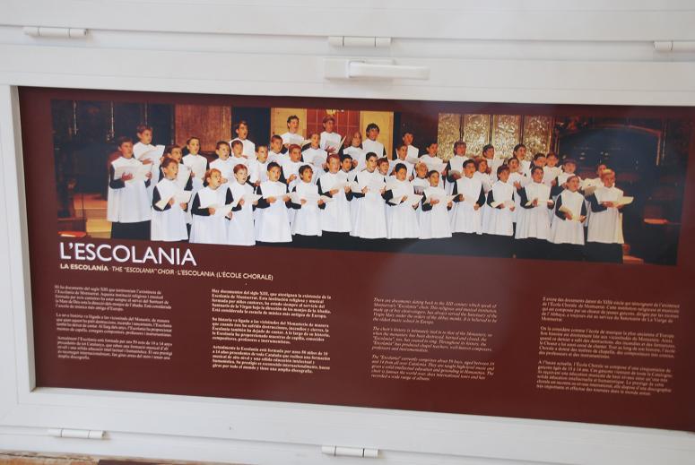 少年聖歌隊のポスター