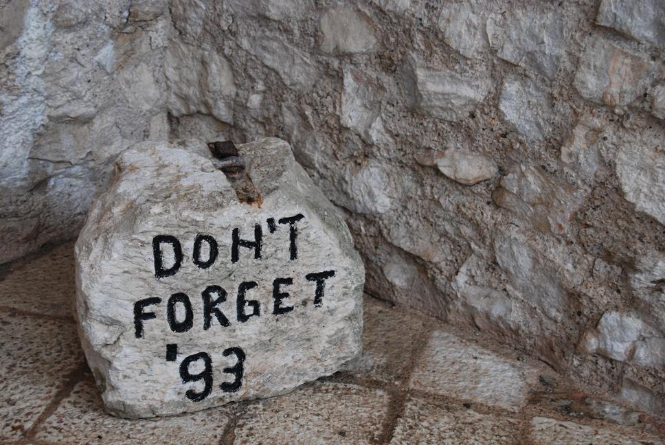 93年を忘れるな