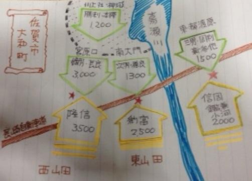 地図・エリアKAWAKAMI