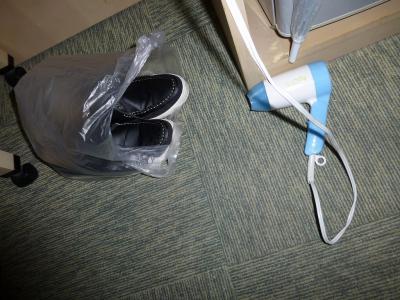 12_靴の乾燥