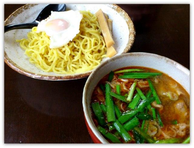 弘前 ラーメン 麺処 まるみや うま辛つけ麺