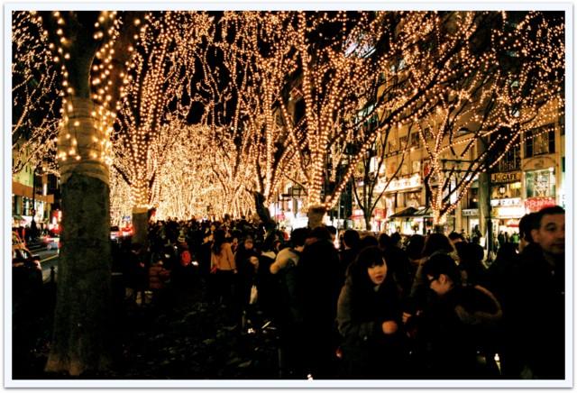 2013 SENDAI 光のページェント 仙台